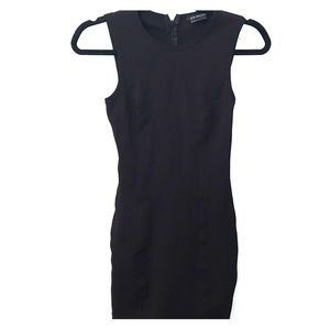 Black Armani Exchange Dress size XS